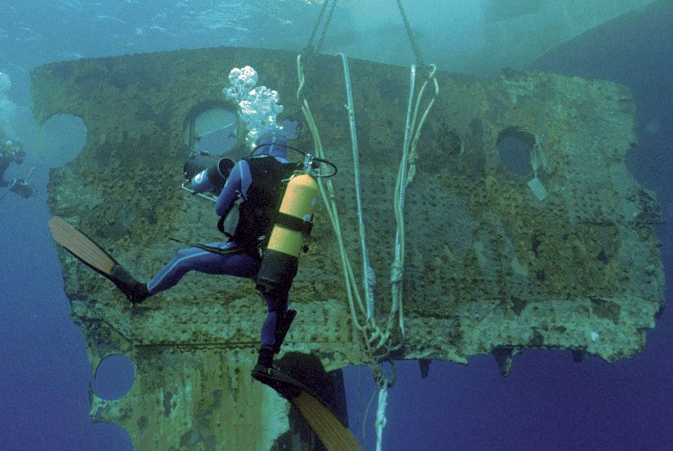 Titanic AP Photo/RMS Titanic, Inc.